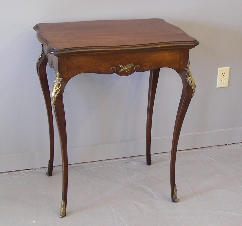 17th Century Cherry Wood Side Table